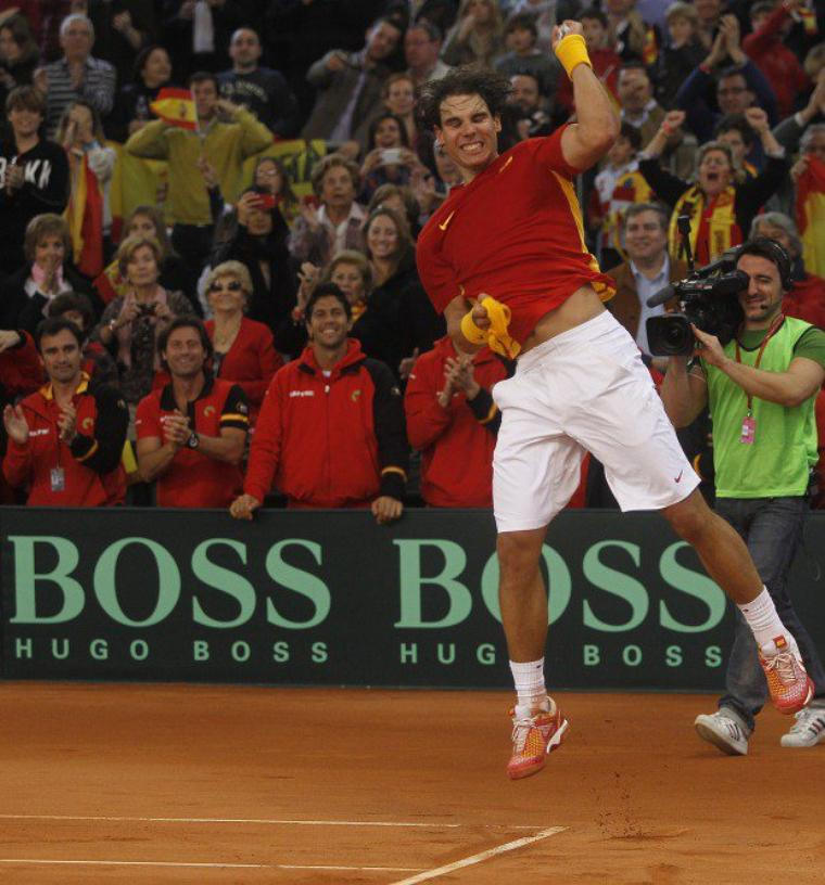Finale Coupe Davis 2011 / 03