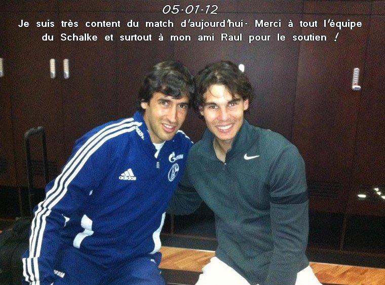 Doha 2012 / 04 : Rafa en demi-finale !