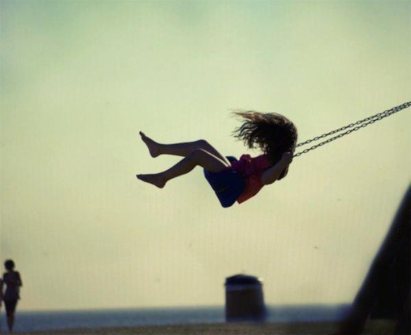 Le bonheur ne vient pas à ceux qui l'attendent assis.