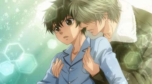 Shonen ai: Super lovers