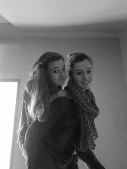 Sandrine & Axelle !♥