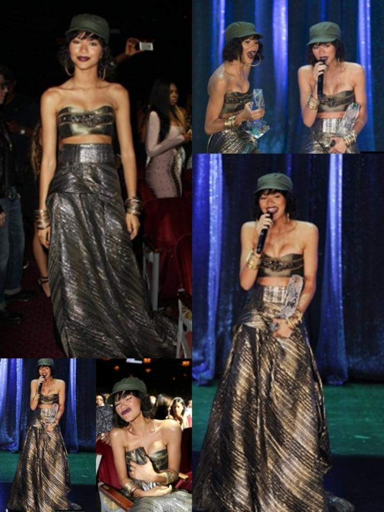Zendaya Coleman aux BMI R&B/Hip-Hop Awards 2014 à Hollywood.