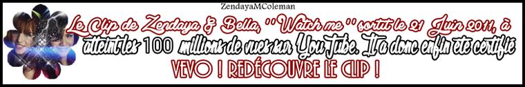Zendaya Coleman - Célèbre la diffusion du première épisode de K.C Undercover.