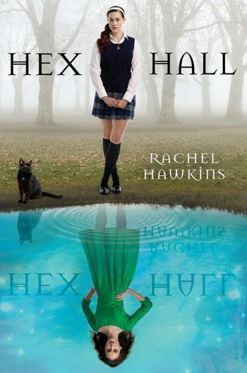 Livre : Hex Hall, tome 1 : De l'autre côté du miroir