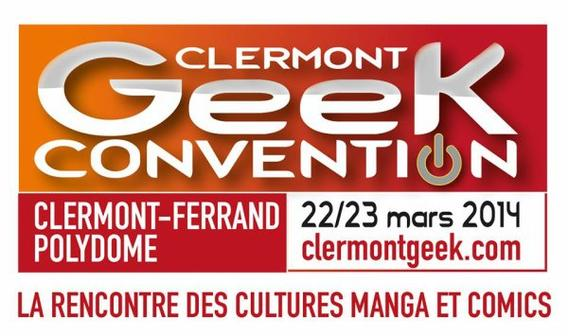 Clermont geek convention 2014
