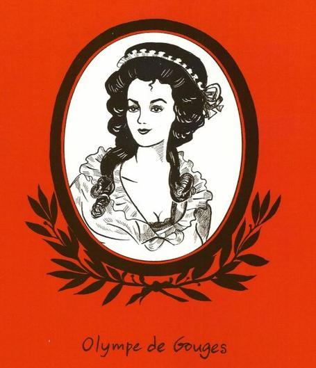 Olympe de Gouges, une pionnière du féminisme !
