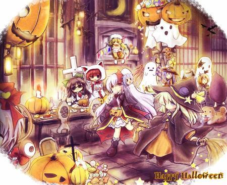 Petit guide d'Halloween pour les débutants !!!