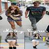 Miley Cyrus se promenant dans les rues !