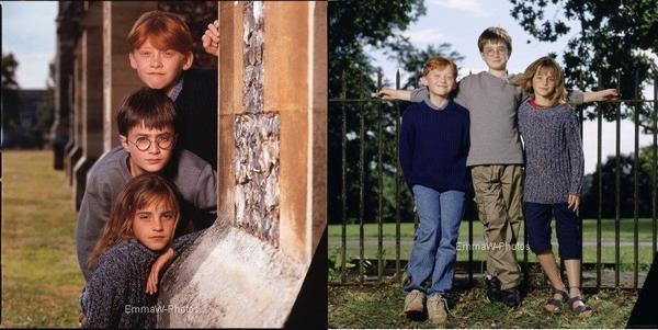 2000 (Shoots) - Harry Potter Lancement