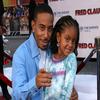 blackgirl-fame:Ludacris et sa fille