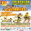 1er triathon courte distance de vitrolles