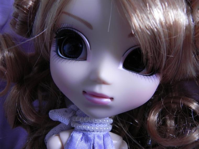 Première seance photos d'Audrey