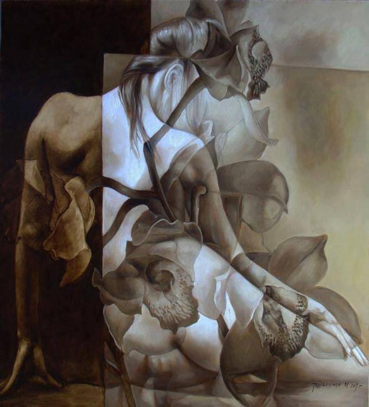 Le toucher est un art , profond , subtil et merveilleux car il touche le coeur même de l'homme ...Kiran  Vyas