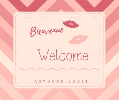Bienvenue à tou(te)s ! 🎀