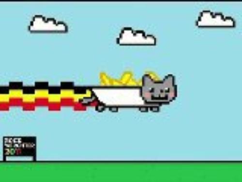 Nyan Cat Belge ^^