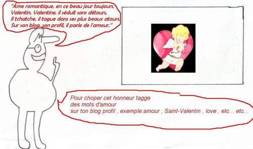 Comment choper l'honneur Saint-Valentin ?