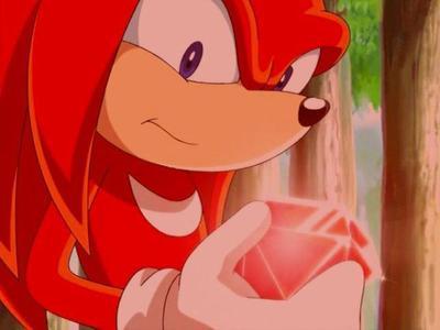 Retouches sur les personnages de Sonic ^^