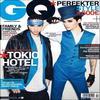 .  Magazine GQ Allemand - Février 2010 .