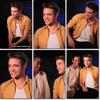 .12/06/10 : Toujours dans la même journée, Robert a répondu aux questions de Access Hollywood. ( Robert super souriant j'aime beaucoup ) !.