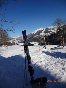 du 15 février au 02 mars 2013 Marcinelle en Montagne