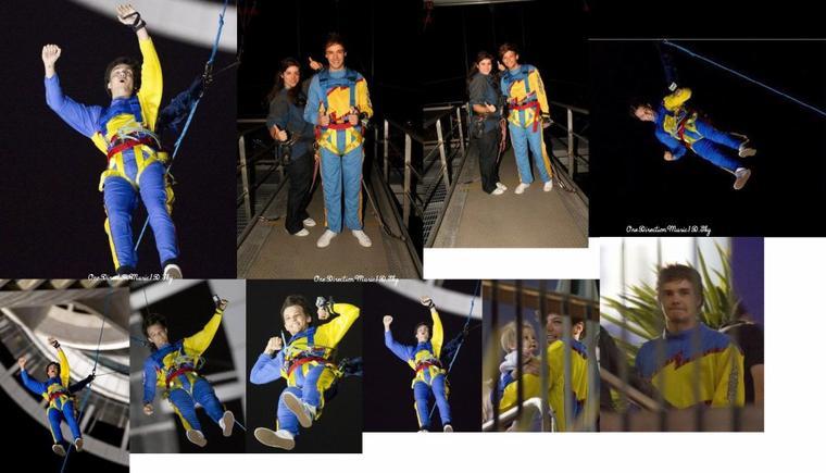 Nouveau tatouage de Zayn sur la nuque. + Une interview de Zayn et Liam en Nouvelle-Zélande. + Interview de Louis pour une radio. + Louis et Liam faisant du skyjump - 20-04-2012 + Les garçons à un match de rugby - 20-04-2012 + Concert pour VEVO LIFT