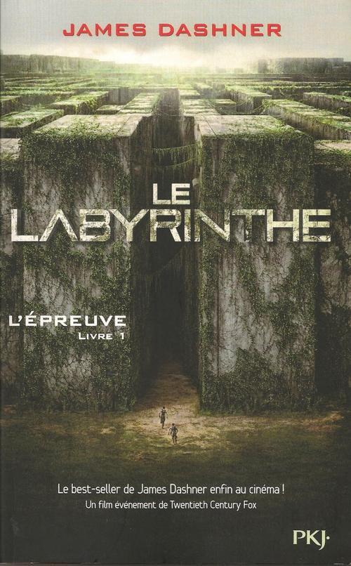 Le Labyrinthe - James DASHNER