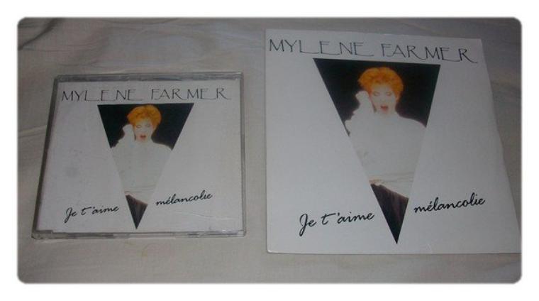 Supports: Je t'aime Mélancolie ................... 1991