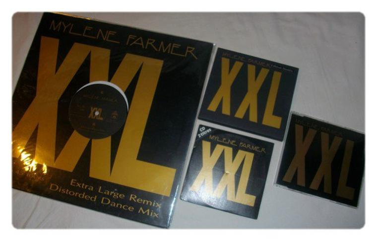 Supports: XXL .................... 1995