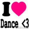 <3                 I love Dance               <3