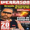 igwé werrason dernier concert avant le retour à kin