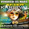 SOIREE PASSION After carnaval