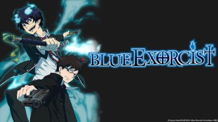Blue exorcist!!!