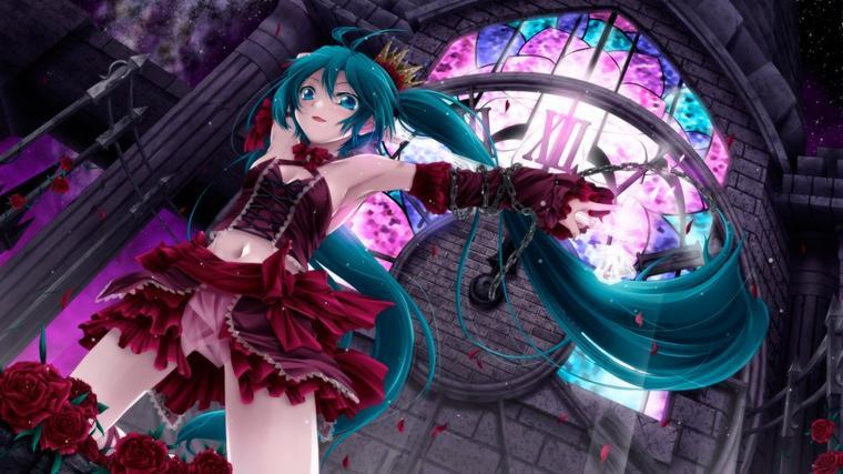Hatsune Miku Project Diva Arcade - Romeo and Cinderella (HD)