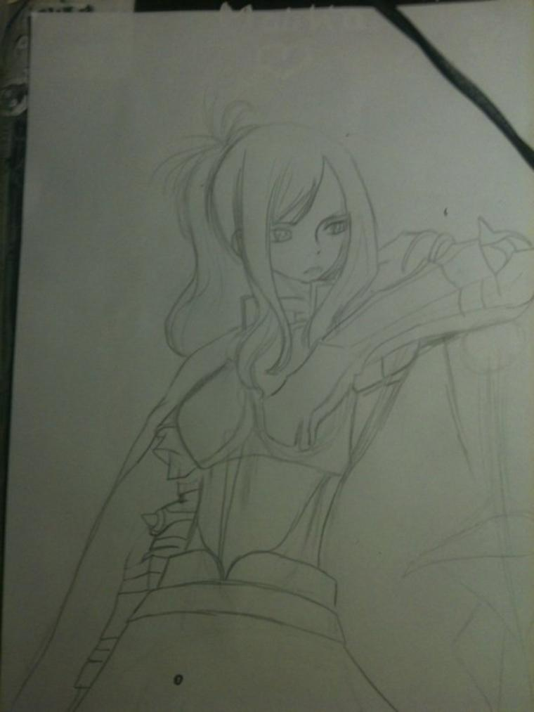 Projet dessins:)