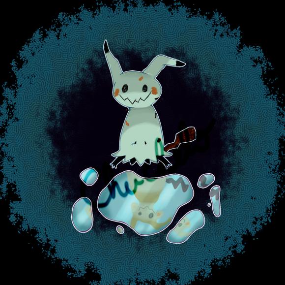 [ Pokémon ] Mimiqui...