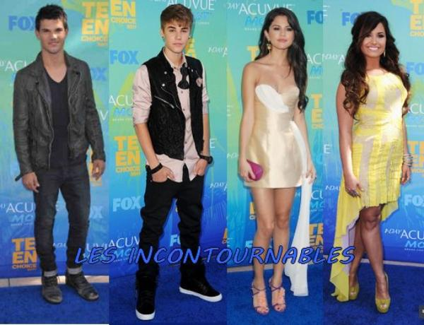 Teen Choice Awards 2011: Redcarpets
