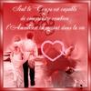 on di ke seul le temp est capable de comprendre combien l'amour est importan dan la vie et vs vs en pensez koi??????????