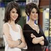 Candid's du 21 Mars 2010 : La statue de cire de Selena Gomez au musée Madame Tussauds à Washington DC , ils l'ont montrer pendant le tournage de Wizards of Waverly Place. qui est la vraie d'aprés vous ?