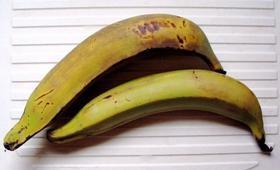 Bananes pesées (banan peze)