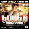 CONCERT EXCULSIF DE BOOBA A TOURS (SALLE OESIA) LE SAMEDI 17 AVRIL 2010 !!