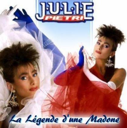 L'ombre de la lumière  Julie Pietri - La légende d'une Madone (compilation virtuelle)