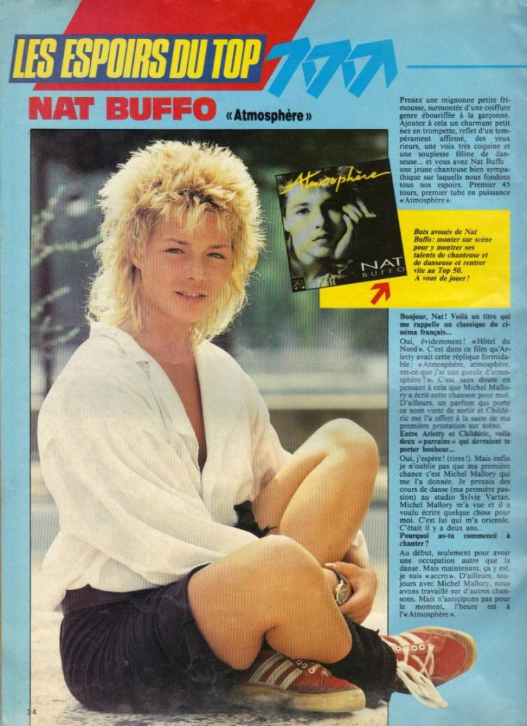 Articles  Nat Buffo - 1989