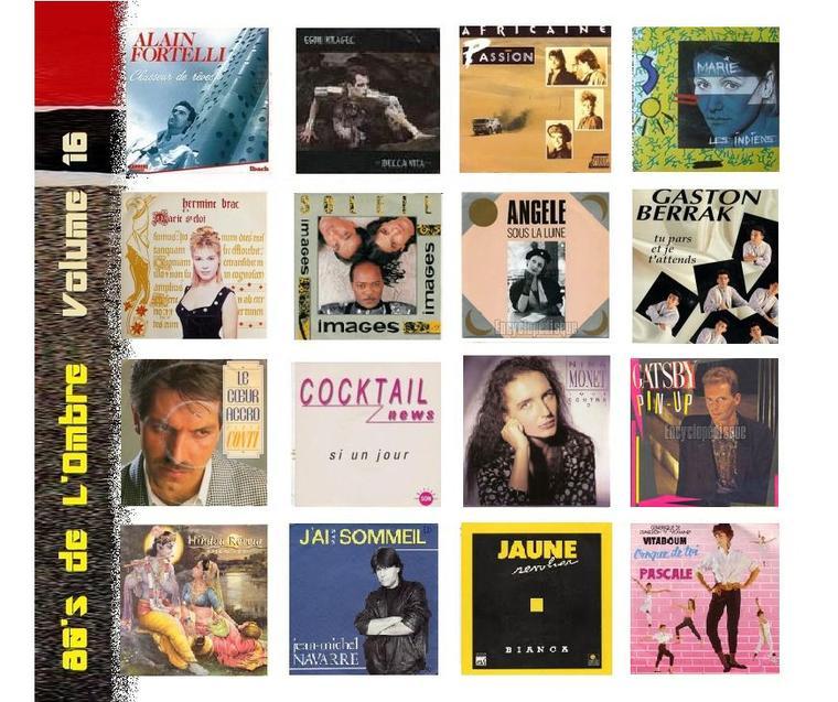 Les compilations (fictives)  Volume 16 - Hiver 2011/2012