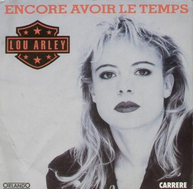 Le jeu des différences Lou Arley - Encore avoir le temps (1990)