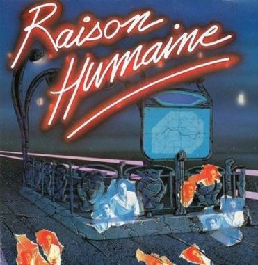 Le jeu des différences Raison humaine - Raison humaine (1989 - 1990)