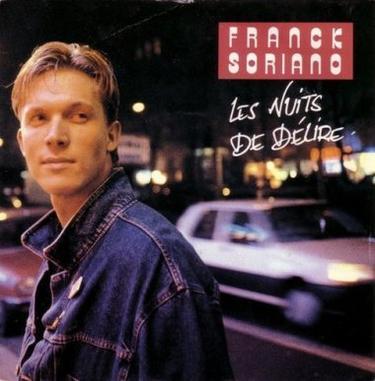 Le jeu des différences Franck Soriano - Les nuits de délire (1988-1989)