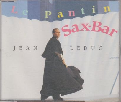 Coup d'oeil sur...  Jean Leduc - Sax Bar / Le pantin (1989)