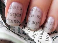 Imprimer vos ongles .
