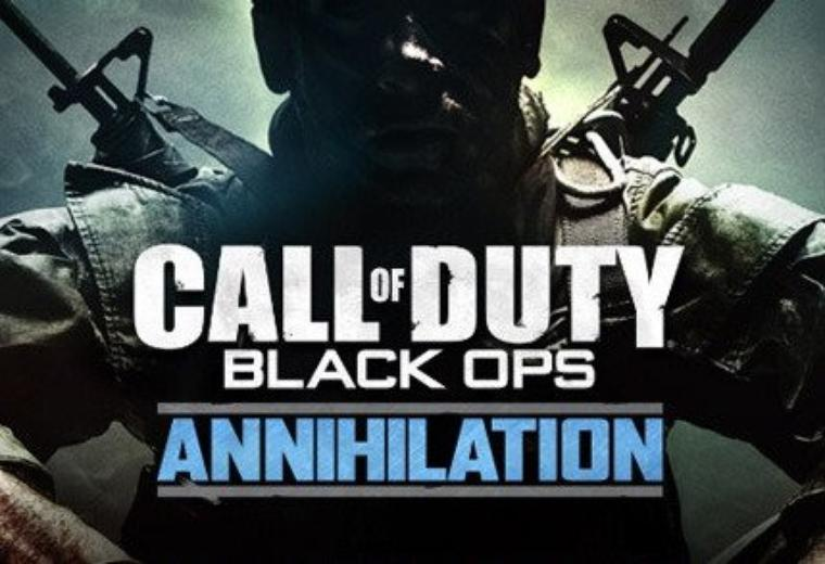 Call Of Duty:Annihilation