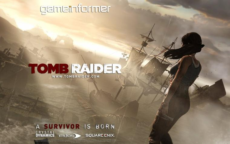 Tomb raider:Automne 2012